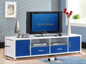 Bufet Tv Minimalis Duco