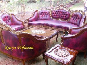 Kursi Tamu Ganesha Jumbo Royal
