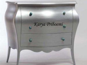 Drawer Bombay Silver