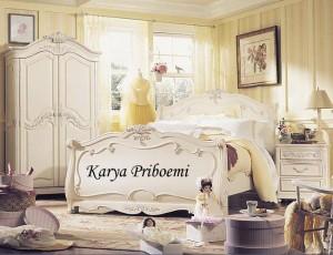 Kamar Set Anak Klasik Modern
