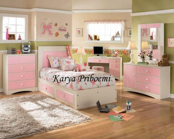 Kamar Set Anak Putri
