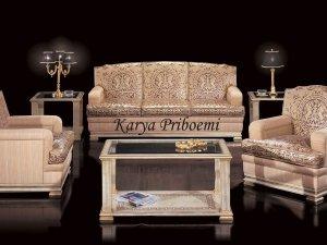 Kursi Tamu Sofa Klasik Model Bungkus