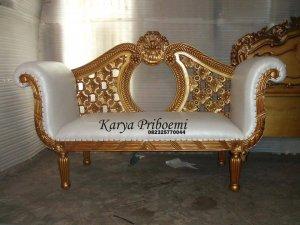 Sofa Klasik Bulat