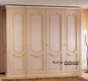 Lemari Wardrobe Klasik Modern