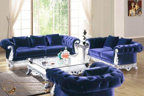 Sofa Tamu Mewah Emma