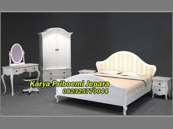 Kamar Set Klasik Modern Alona