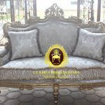 Sofa Tamu Baroque Dua Dudukan