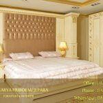 Tempat Tidur Klasik Mewah Palermo