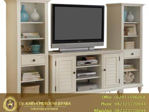 Set Buffet Tv Minimalis Opus