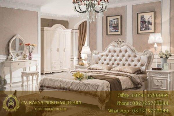 Kamar Set Klasik Rosalinda