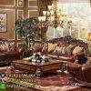 Kursi Tamu Mewah Waldorf Savana Klasik Eropa Furniture Jati Jepara KP 474