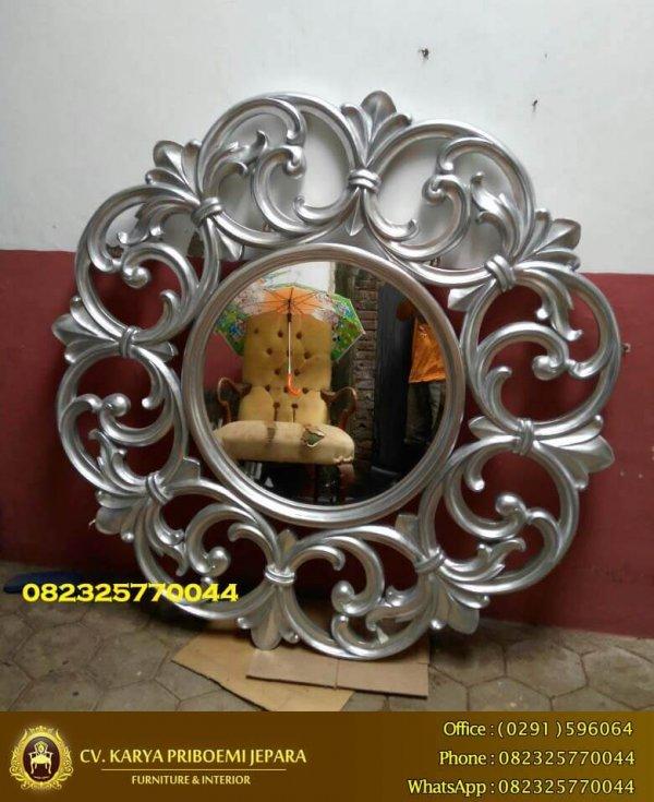 Klasik Modern Round Mirror
