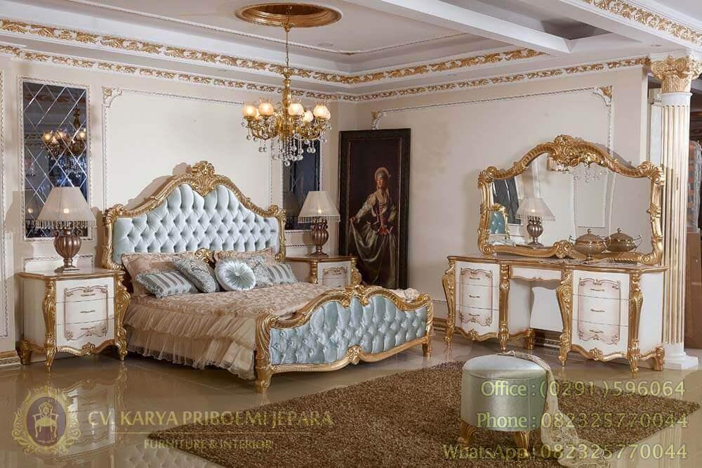 Kamar Set Mewah Klasik Yasmin
