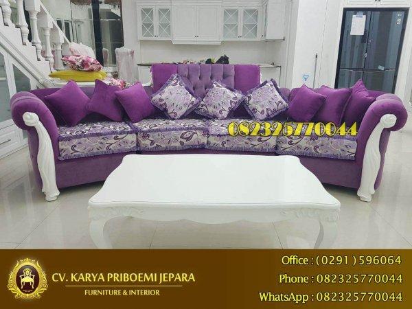 Sofa Keluarga Barcelona Mewah