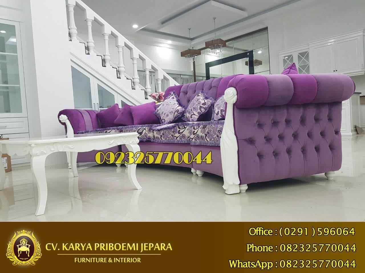 Sofa Keluarga Mewah Harga Murah
