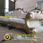 Proses Jok Sofa Jackson Klasik Mewah